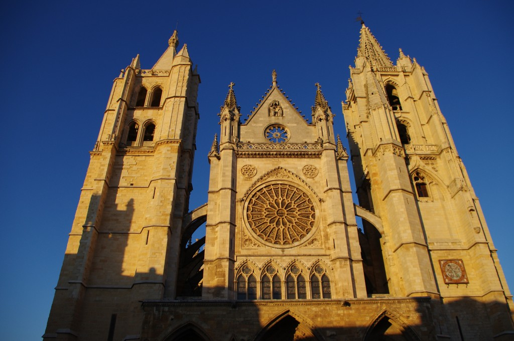 Leon cathedrale