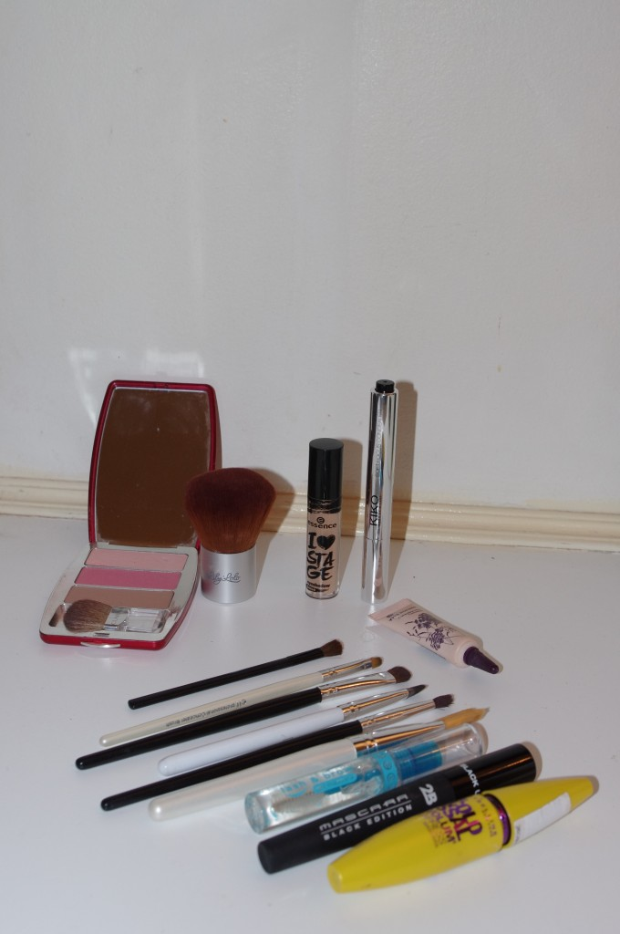 maquillage, trousse à maquillage, maquillage de vacances, Make up