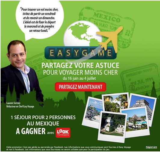 Easygame concours