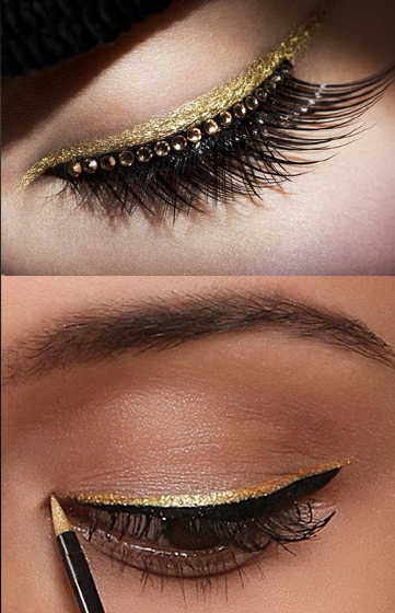 Maquillage nouvel an archives missglamazone missglamazone - Maquillage nouvel an ...