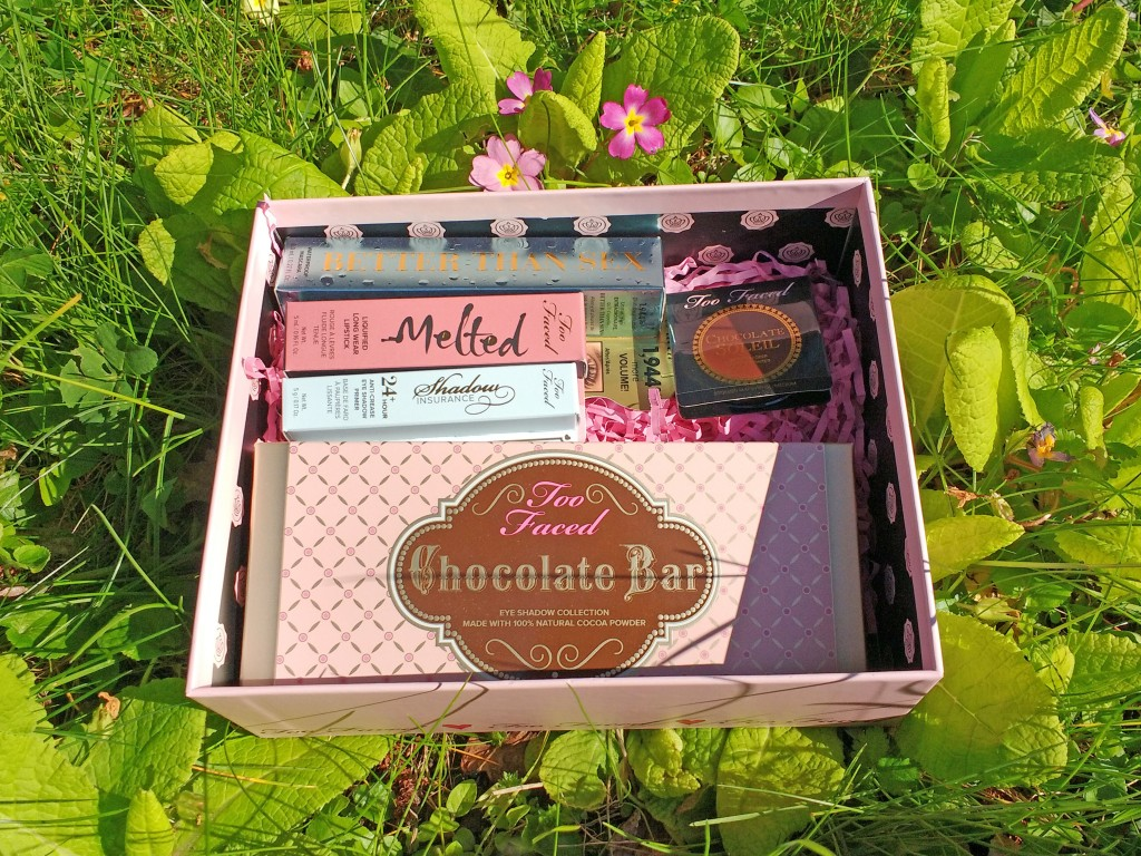 Too faced x glossybox