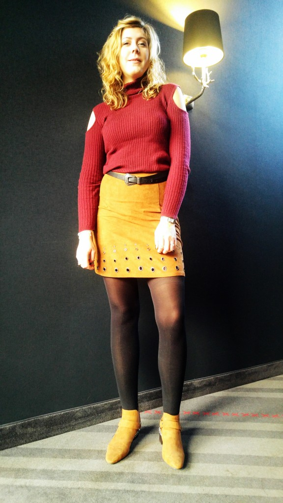 look sixties, look 60's, look retro, pin up moderne, look vintage, babou, forever 21, primark, blog mode, blogeuse mode, look tendance, tenue femme pas cher, blogueuse mode